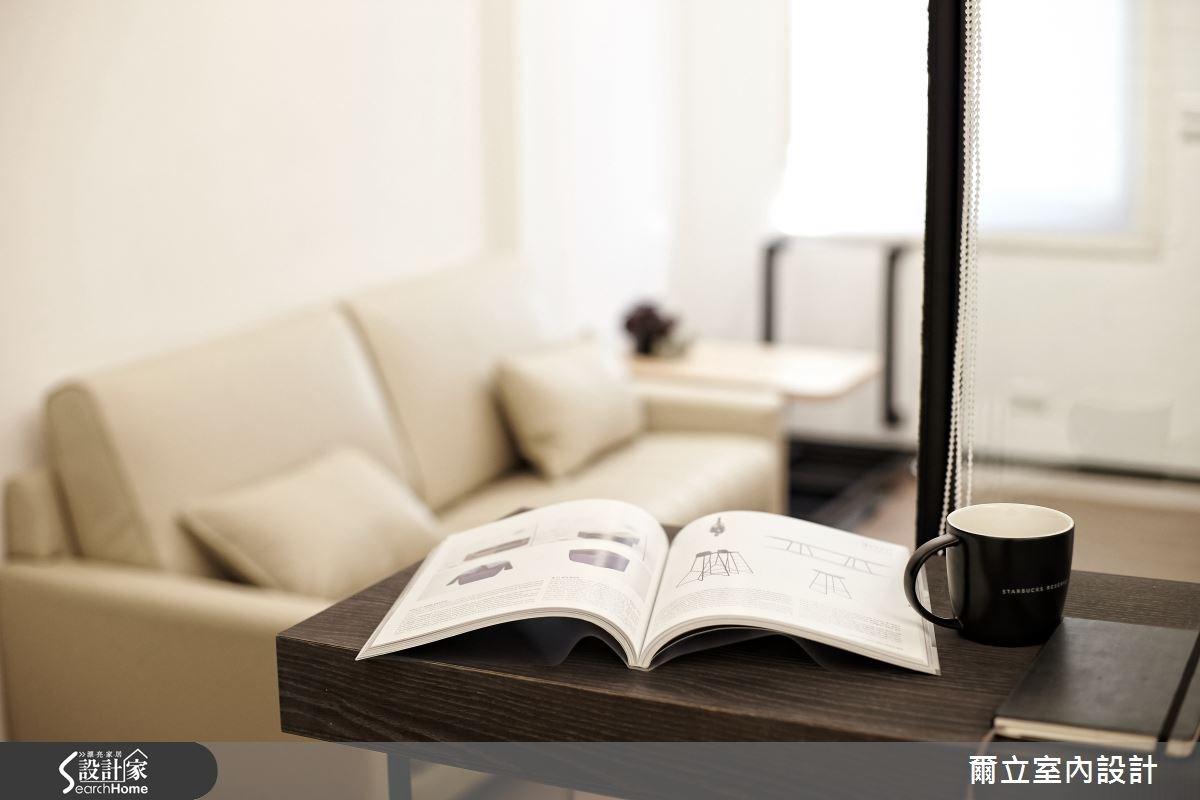 25坪老屋(16~30年)_現代風案例圖片_爾立室內設計_爾立_03之4