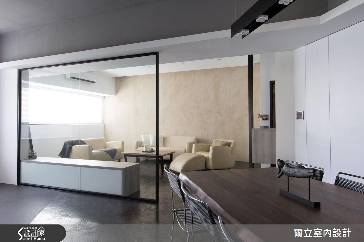 40坪老屋(16~30年)_混搭風餐廳案例圖片_爾立室內設計_爾立_08之4