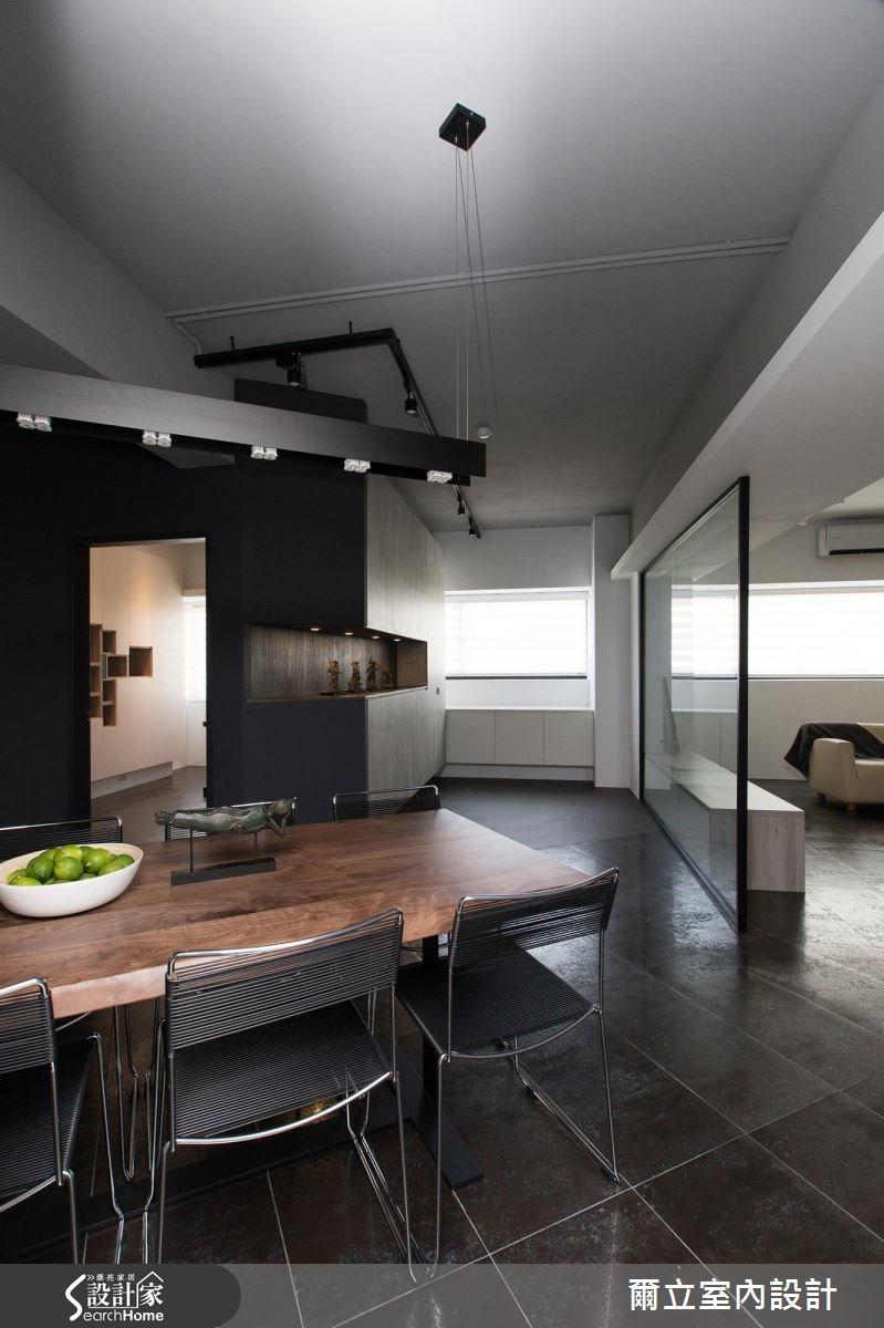 40坪老屋(16~30年)_混搭風餐廳案例圖片_爾立室內設計_爾立_08之9