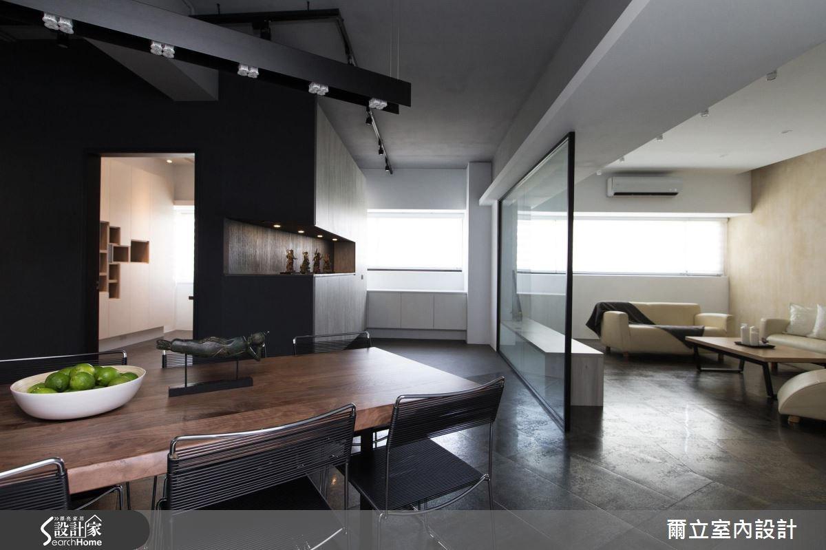 40坪老屋(16~30年)_混搭風案例圖片_爾立室內設計_爾立_08之10