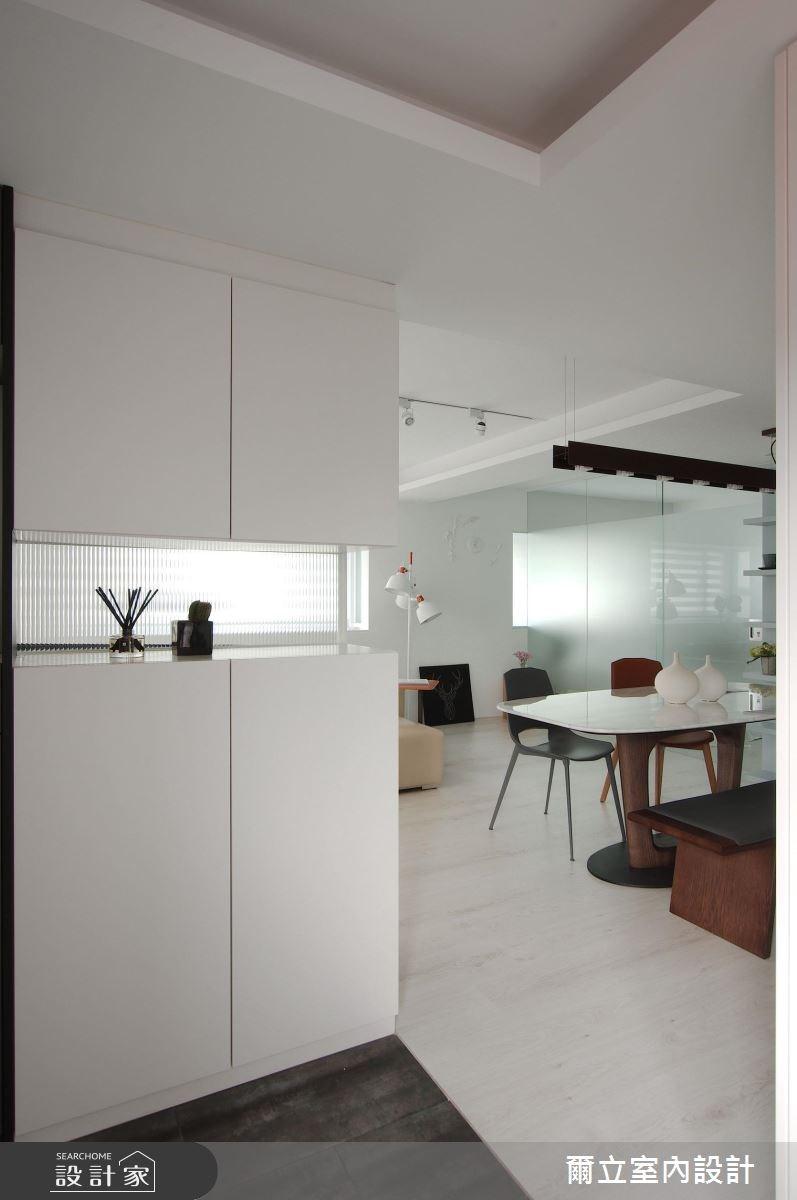 20坪老屋(16~30年)_簡約風案例圖片_爾立室內設計_爾立_11之1