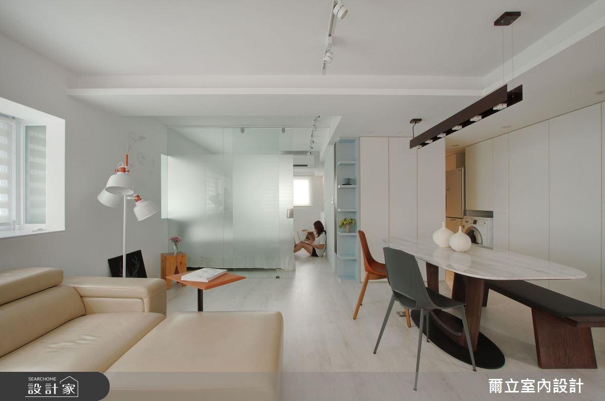 20坪老屋(16~30年)_簡約風商業空間案例圖片_爾立室內設計_爾立_11之2