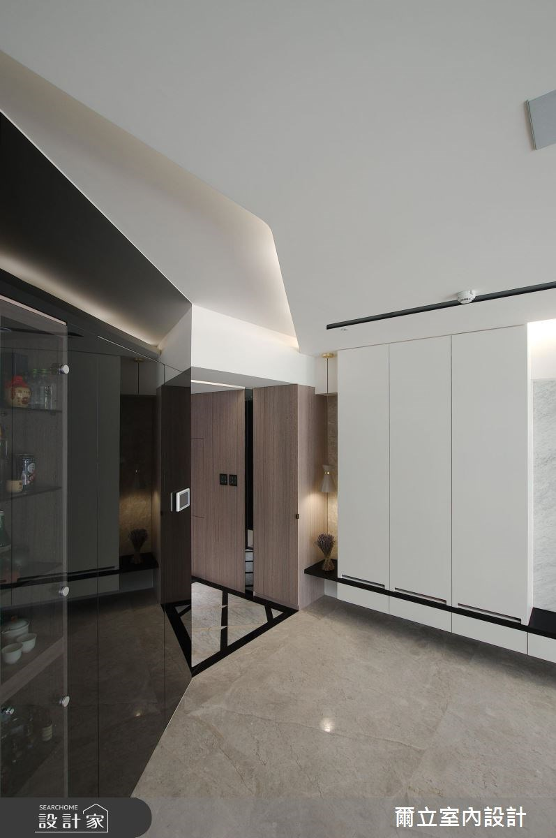 65坪新成屋(5年以下)_簡約風案例圖片_爾立室內設計_爾立_12之1