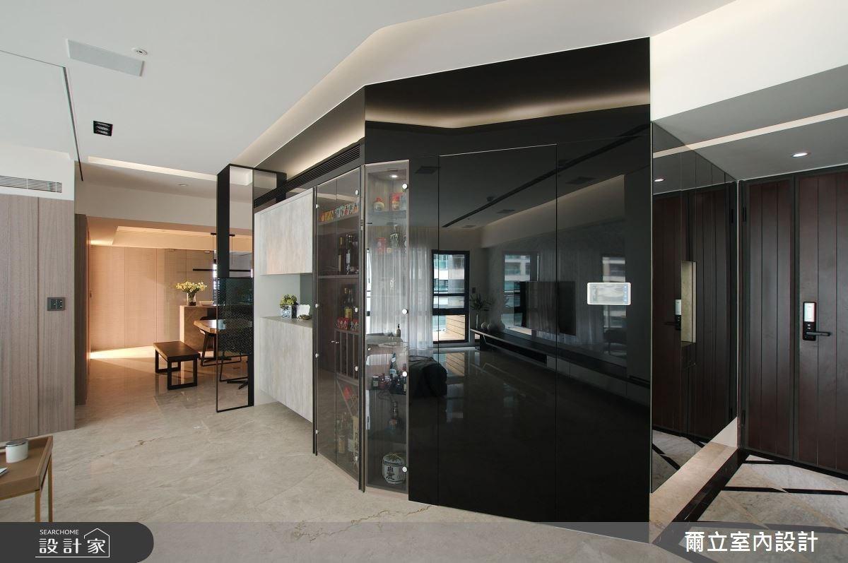 65坪新成屋(5年以下)_簡約風案例圖片_爾立室內設計_爾立_12之2