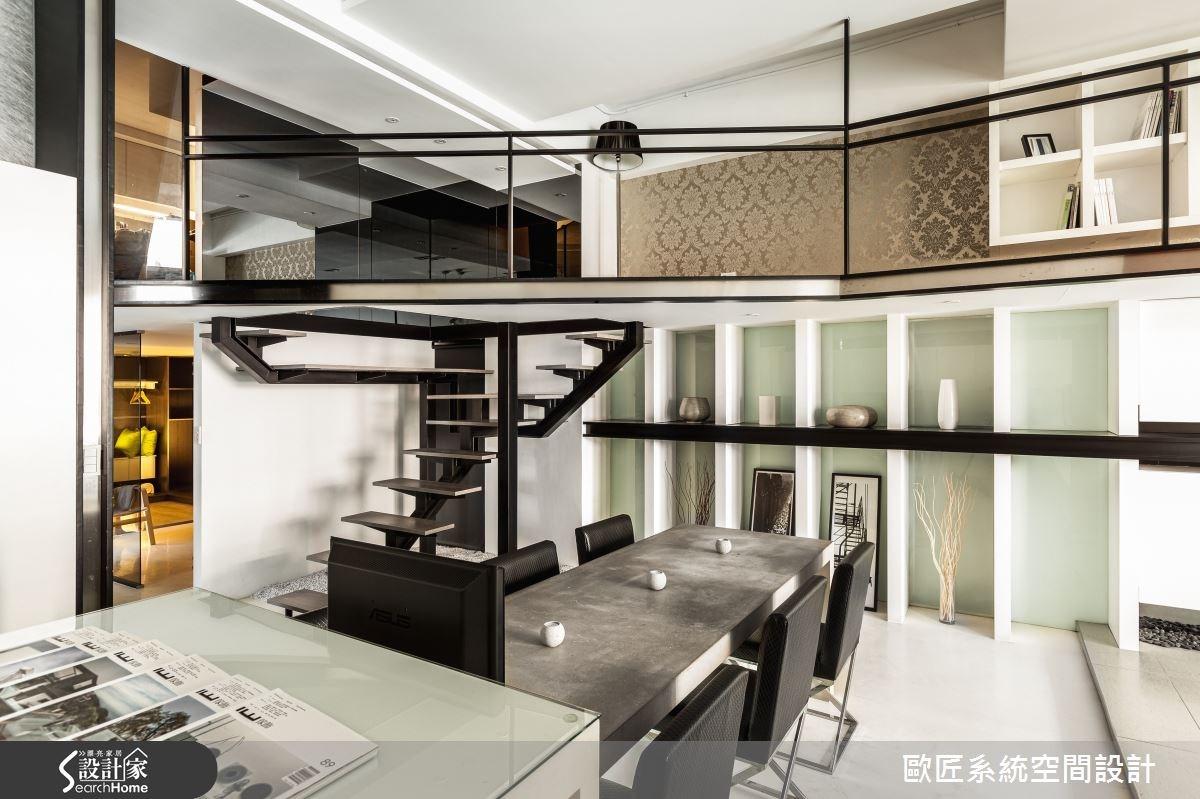 35坪新成屋(5年以下)_現代風案例圖片_歐匠系統空間設計_歐匠_01之4