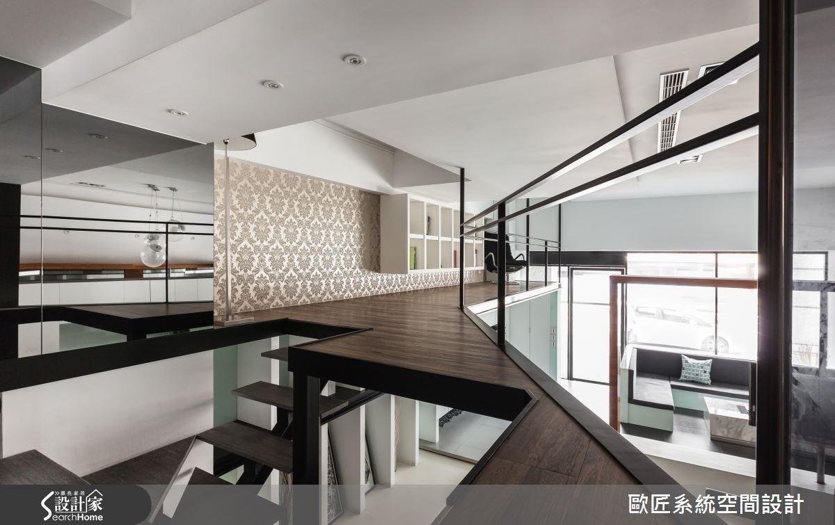 35坪新成屋(5年以下)_現代風案例圖片_歐匠系統空間設計_歐匠_01之17