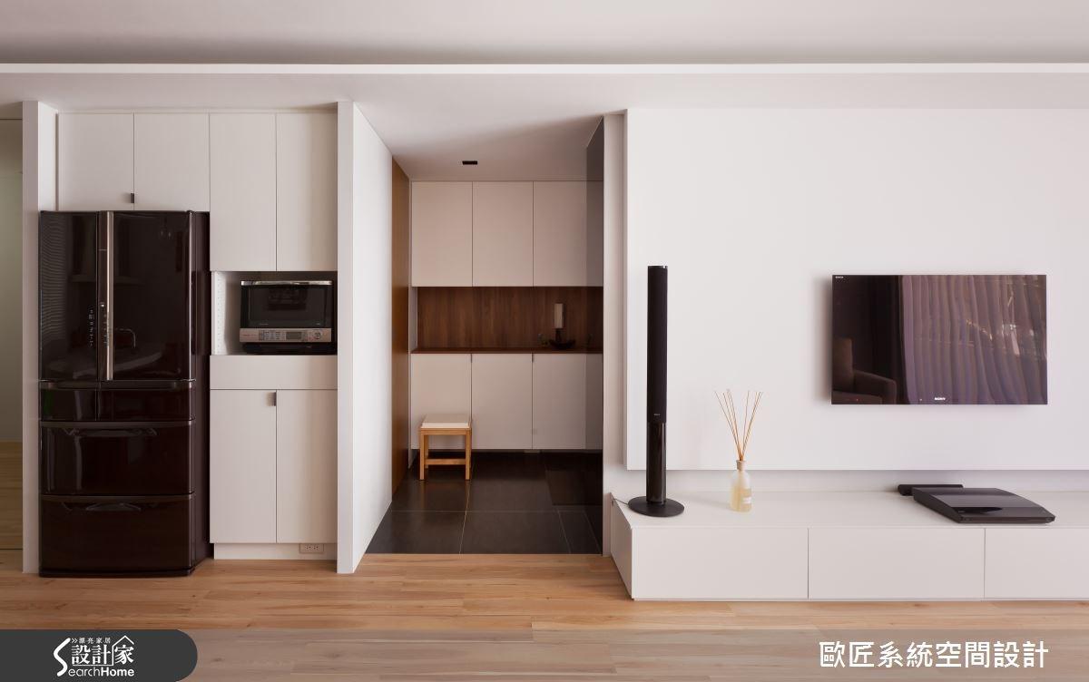 35坪老屋(16~30年)_北歐風案例圖片_歐匠系統空間設計_歐匠_02之2