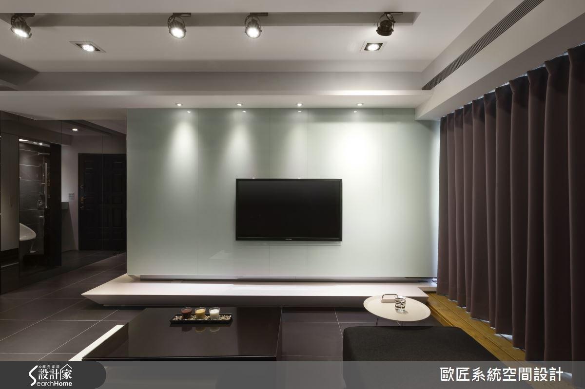 35坪新成屋(5年以下)_現代風案例圖片_歐匠系統空間設計_歐匠_03之4