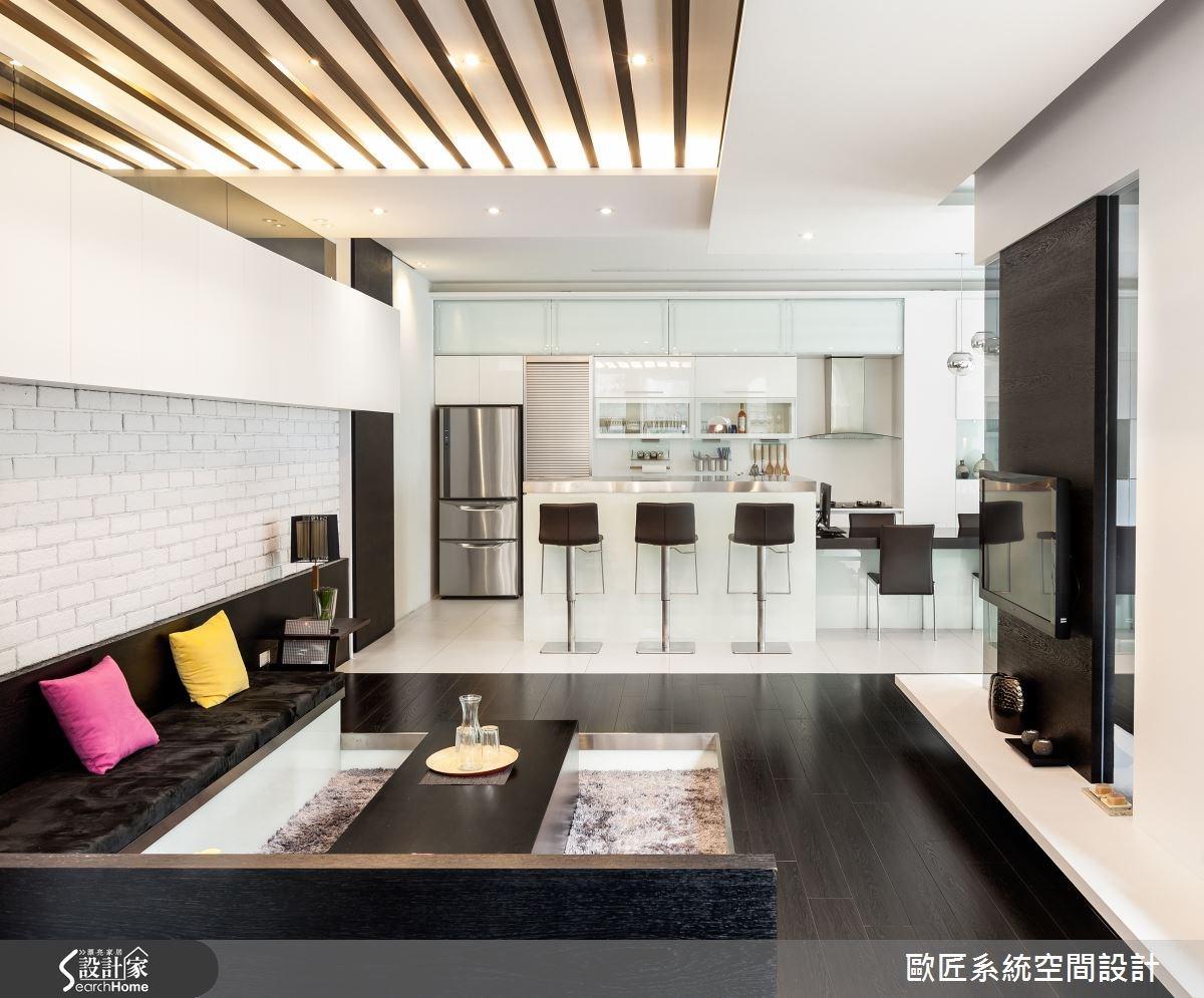 60坪中古屋(5~15年)_現代風案例圖片_歐匠系統空間設計_歐匠_07之3