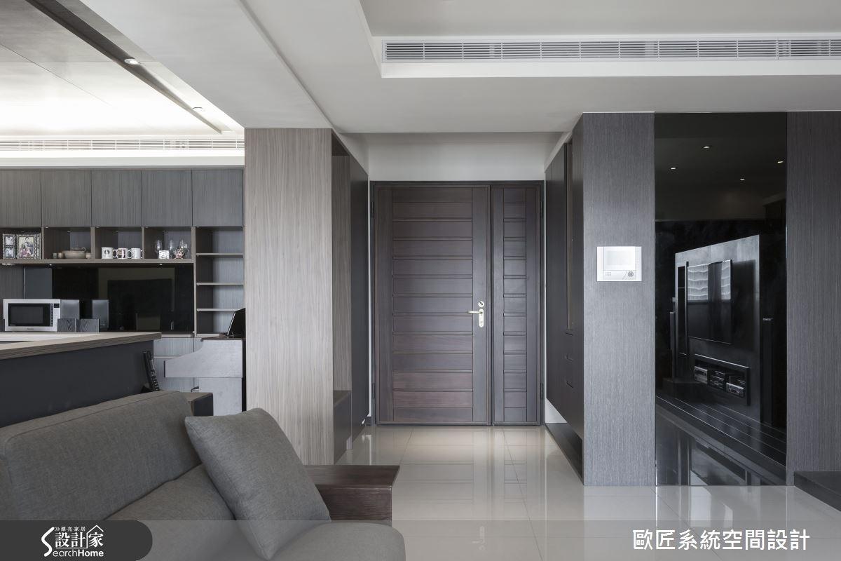 30坪新成屋(5年以下)_混搭風案例圖片_歐匠系統空間設計_歐匠_09之1