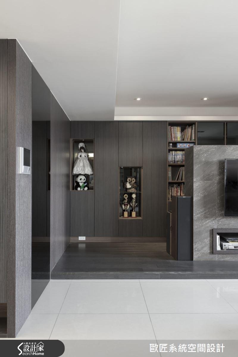 30坪新成屋(5年以下)_混搭風案例圖片_歐匠系統空間設計_歐匠_09之2