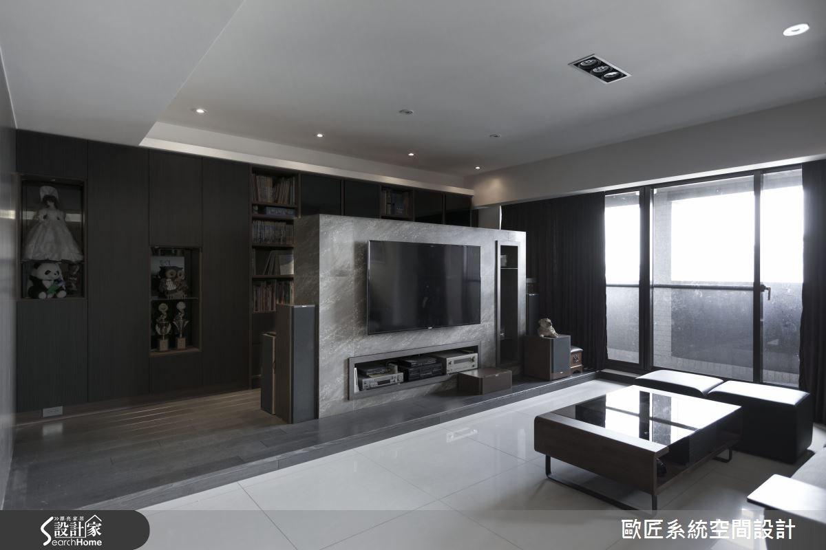 30坪新成屋(5年以下)_混搭風案例圖片_歐匠系統空間設計_歐匠_09之4