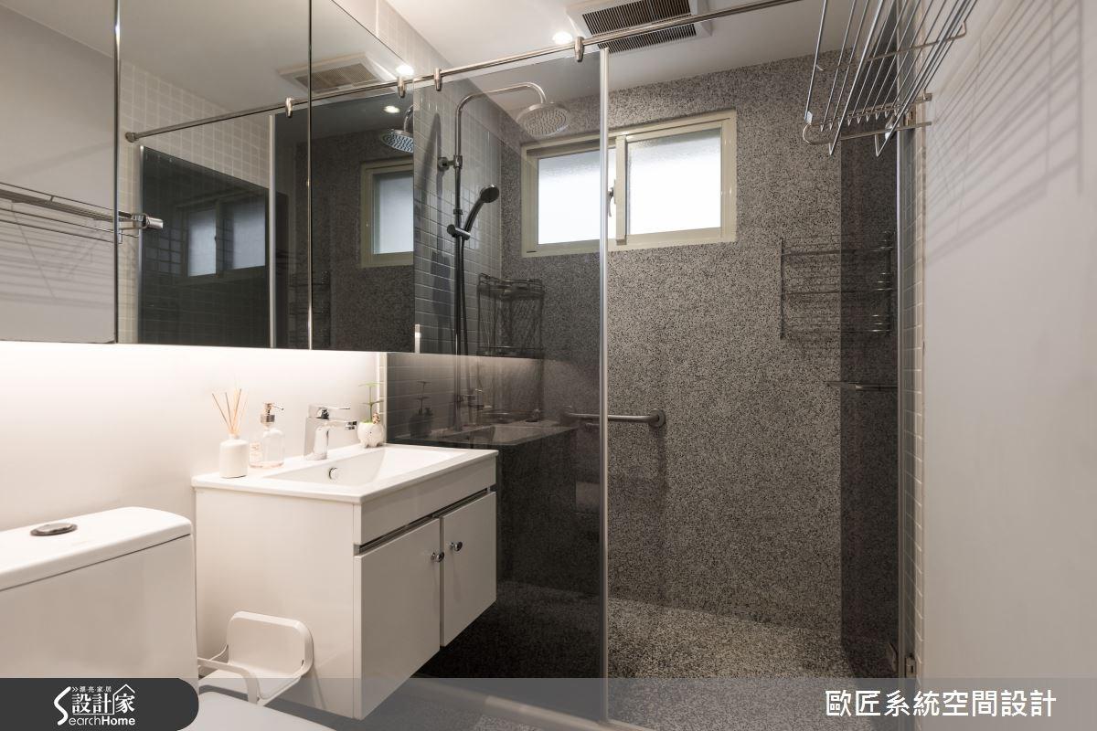 30坪新成屋(5年以下)_工業風案例圖片_歐匠系統空間設計_歐匠_10之20