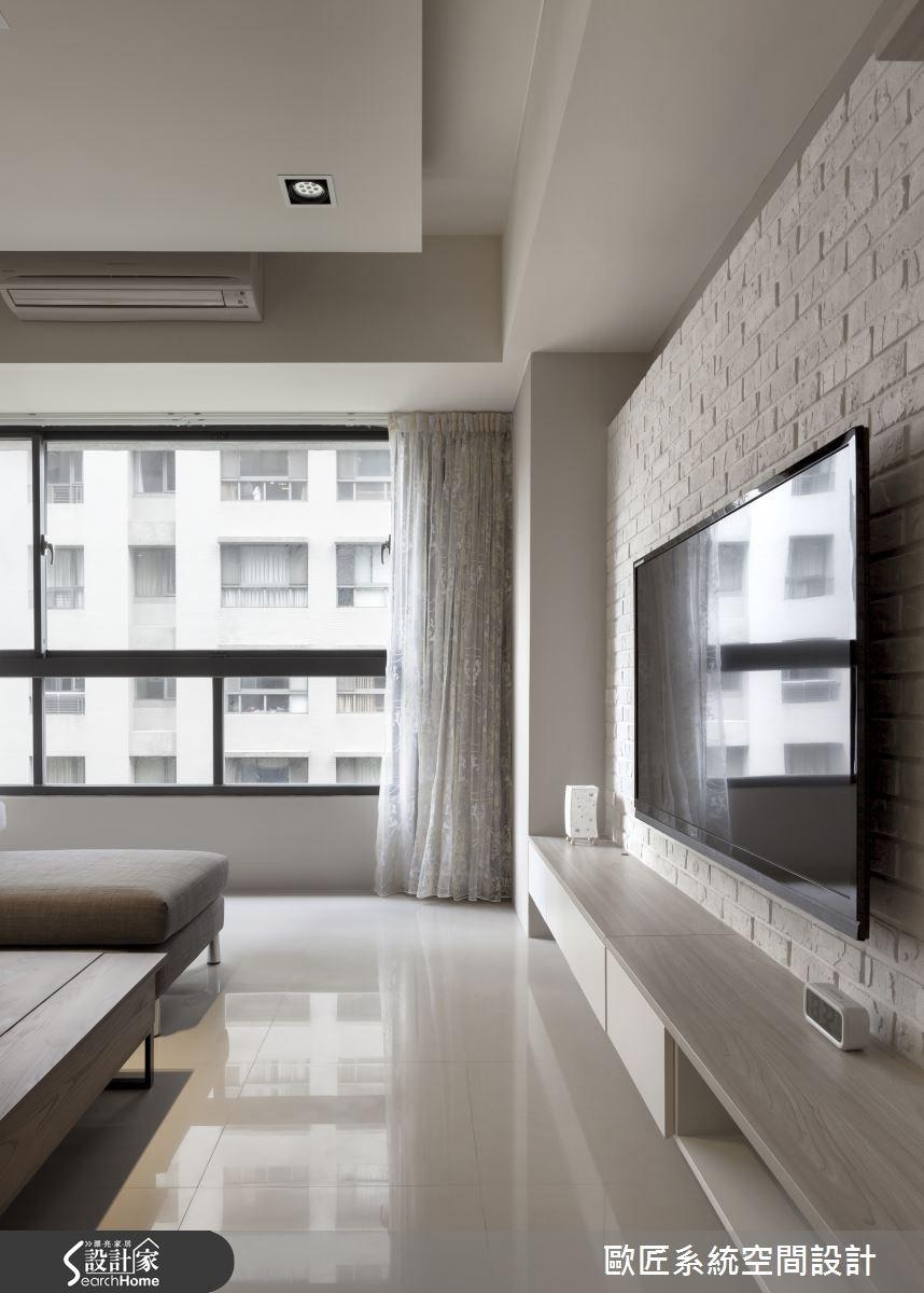 30坪新成屋(5年以下)_簡約風案例圖片_歐匠系統空間設計_歐匠_12之4