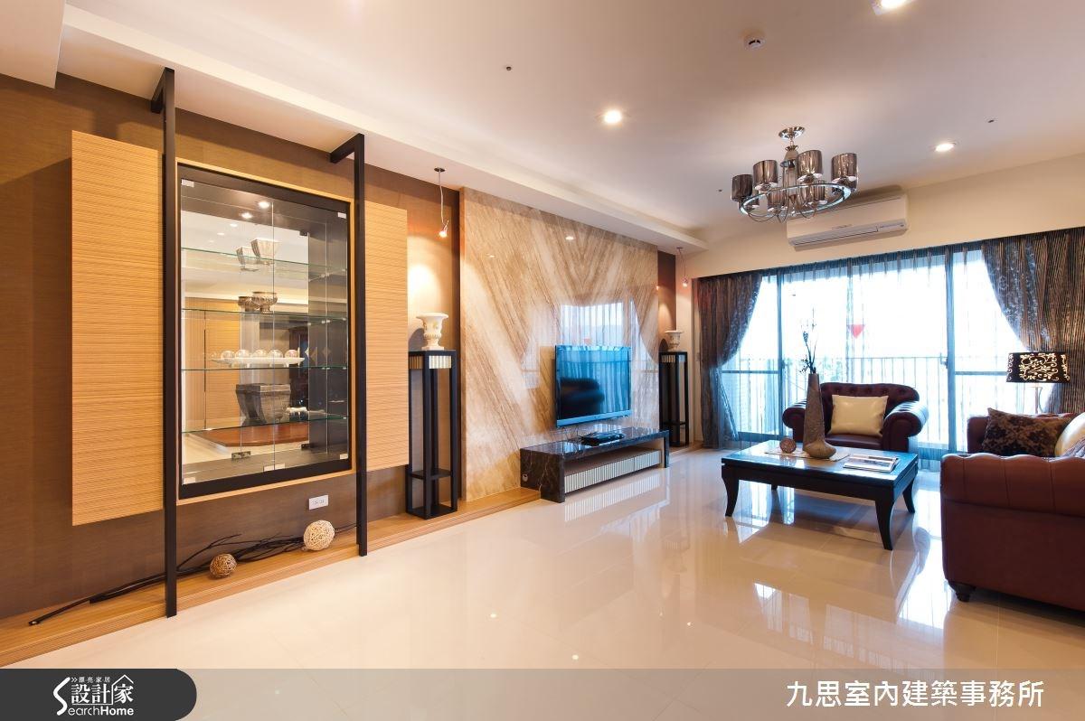 60坪新成屋(5年以下)_休閒風案例圖片_九思室內建築事務所_九思_04之3
