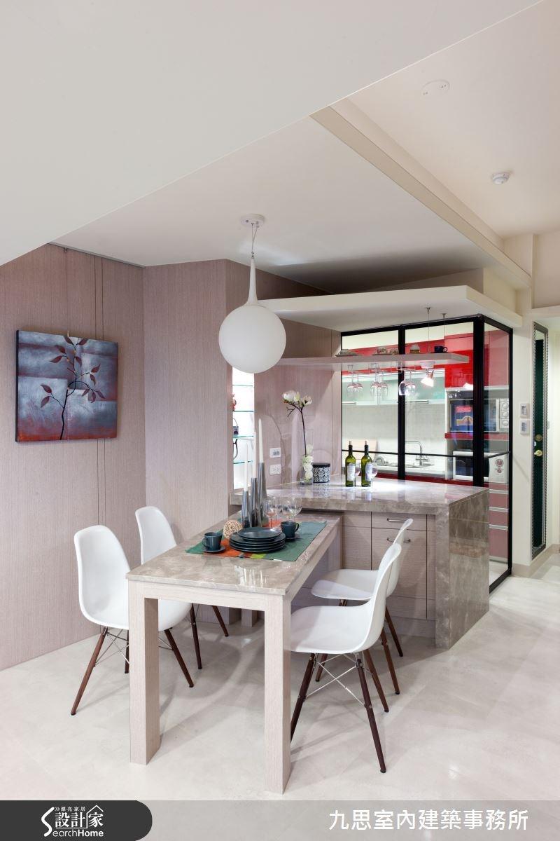 35坪老屋(16~30年)_現代風餐廳案例圖片_九思室內建築事務所_九思_06之3
