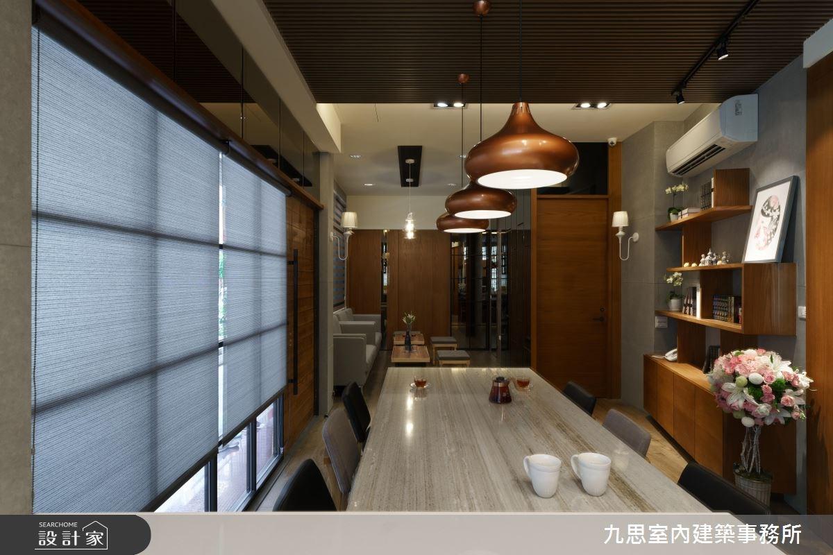 18坪老屋(16~30年)_現代風餐廳案例圖片_九思室內建築事務所_九思_15之4