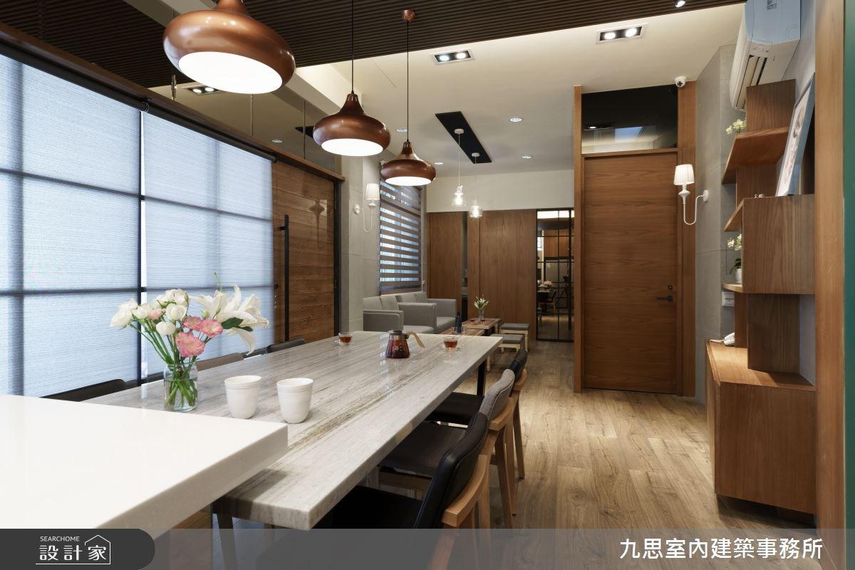18坪老屋(16~30年)_現代風餐廳案例圖片_九思室內建築事務所_九思_15之5