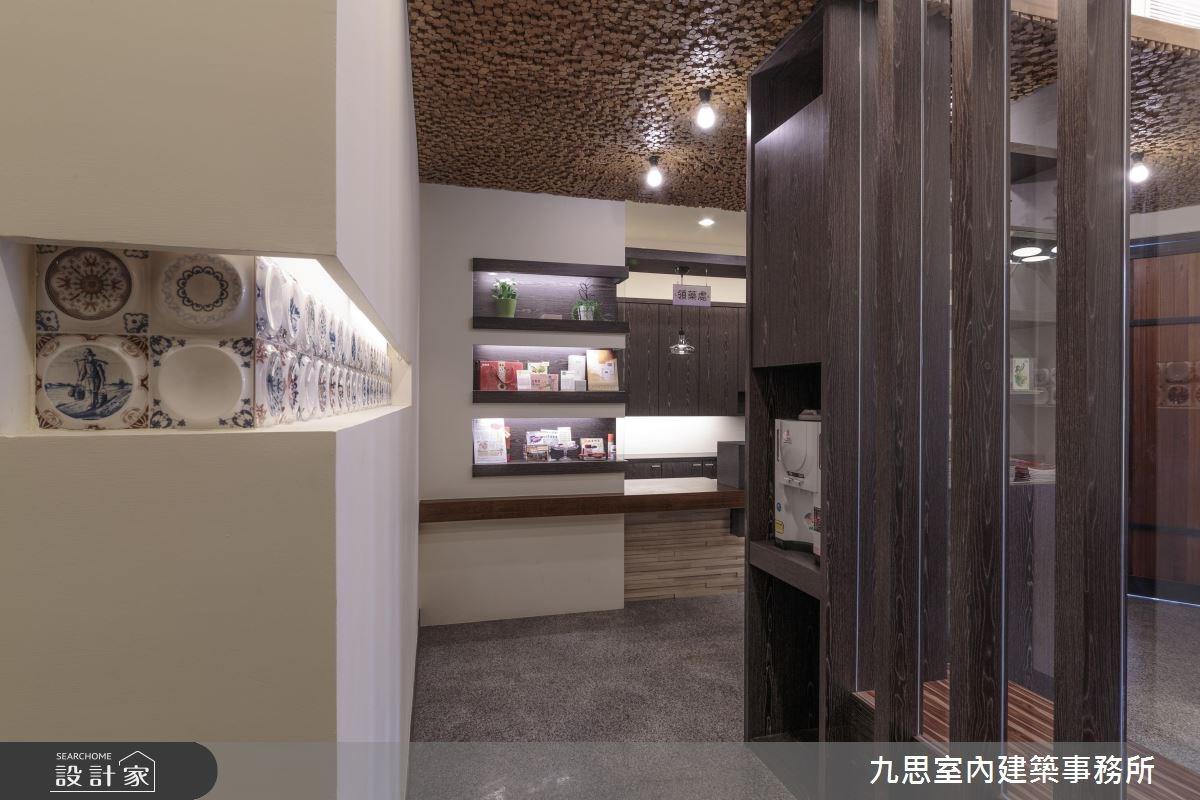 65坪老屋(16~30年)_新中式風商業空間案例圖片_九思室內建築事務所_九思_16之11