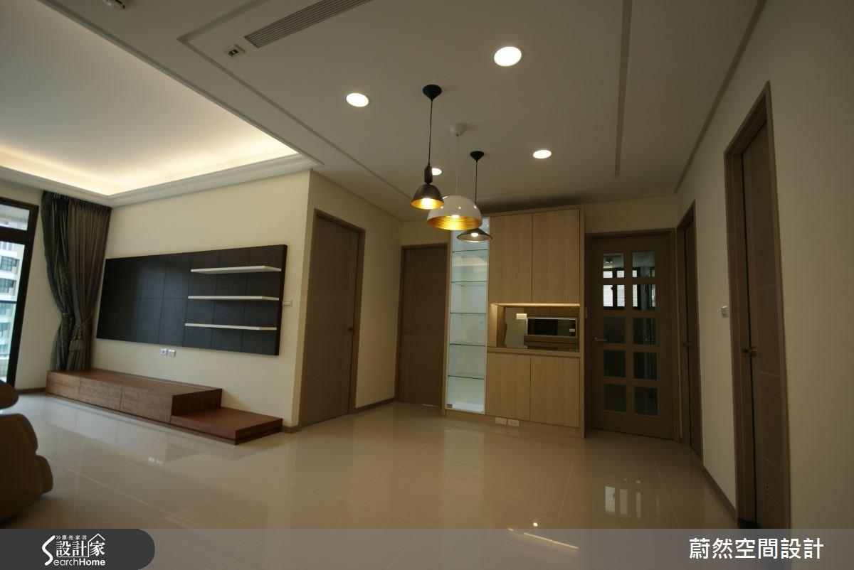 29坪新成屋(5年以下)_現代風案例圖片_蔚然空間設計有限公司_蔚然_06之2