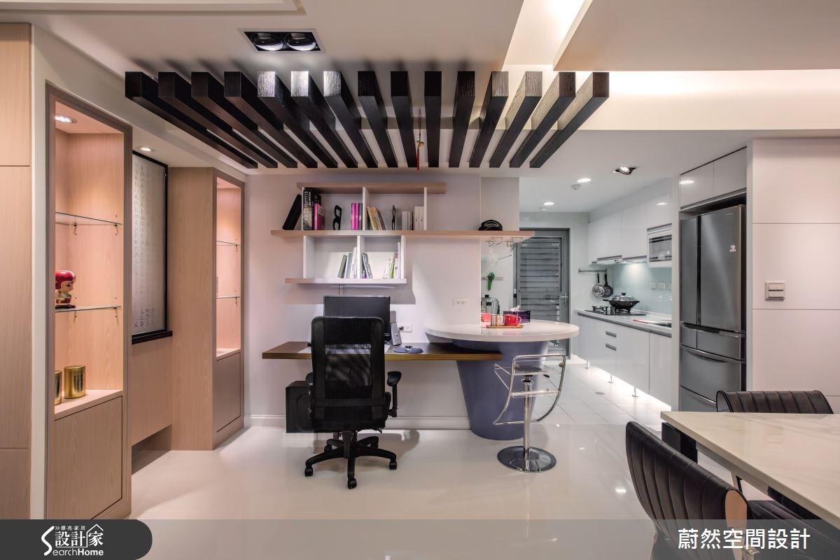 48坪新成屋(5年以下)_混搭風案例圖片_蔚然空間設計有限公司_蔚然_07之8