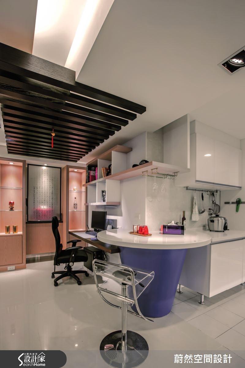 48坪新成屋(5年以下)_混搭風案例圖片_蔚然空間設計有限公司_蔚然_07之9