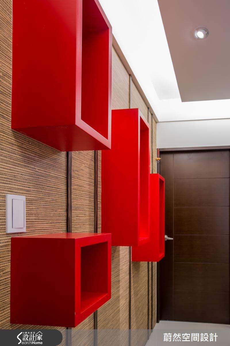 48坪新成屋(5年以下)_混搭風案例圖片_蔚然空間設計有限公司_蔚然_07之13
