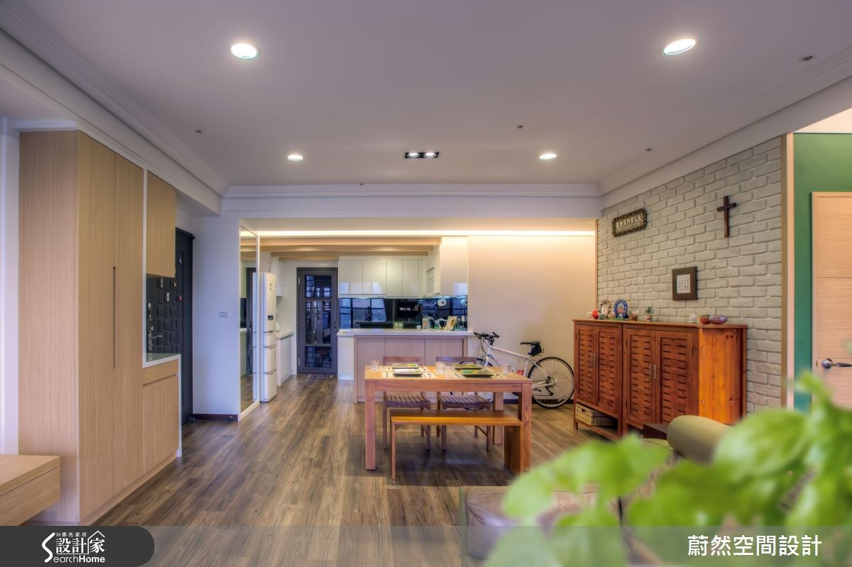 31坪新成屋(5年以下)_美式風案例圖片_蔚然空間設計有限公司_蔚然_08之4