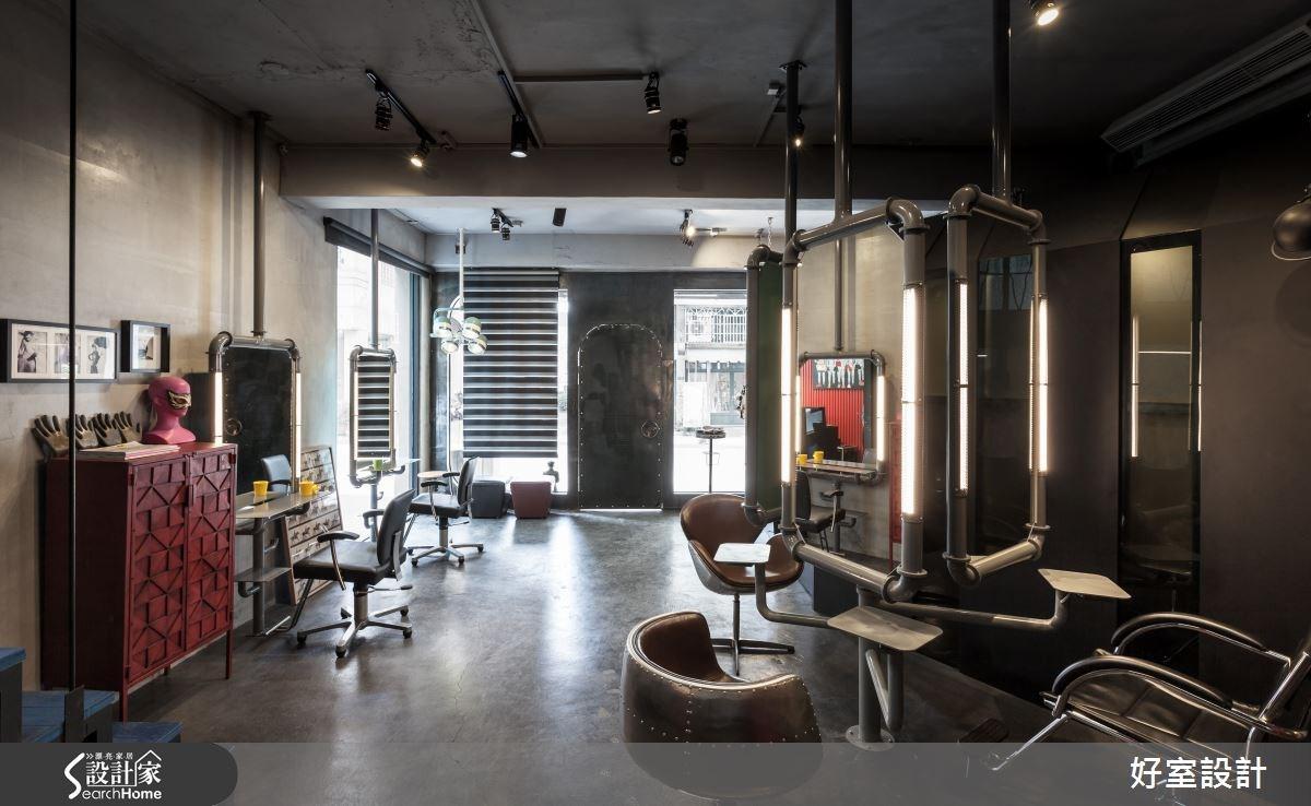 46坪老屋(16~30年)_混搭風商業空間案例圖片_好室設計_好室_19之2