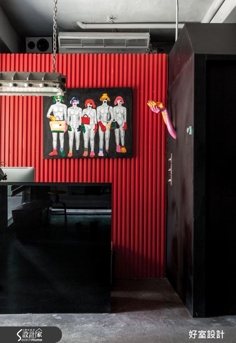 46坪老屋(16~30年)_混搭風商業空間案例圖片_好室設計_好室_19之3