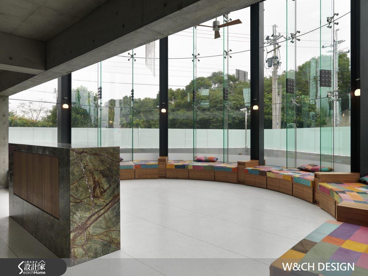 290坪新成屋(5年以下)_簡約風案例圖片_W&CH 大器國際室內裝修設計_W&CH_02之2