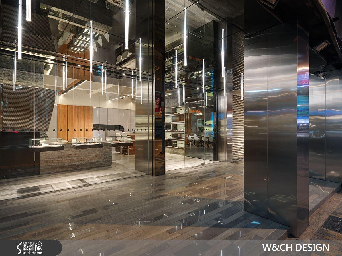 25坪新成屋(5年以下)_現代風案例圖片_W&CH 大器國際室內裝修設計_W&CH_06之4
