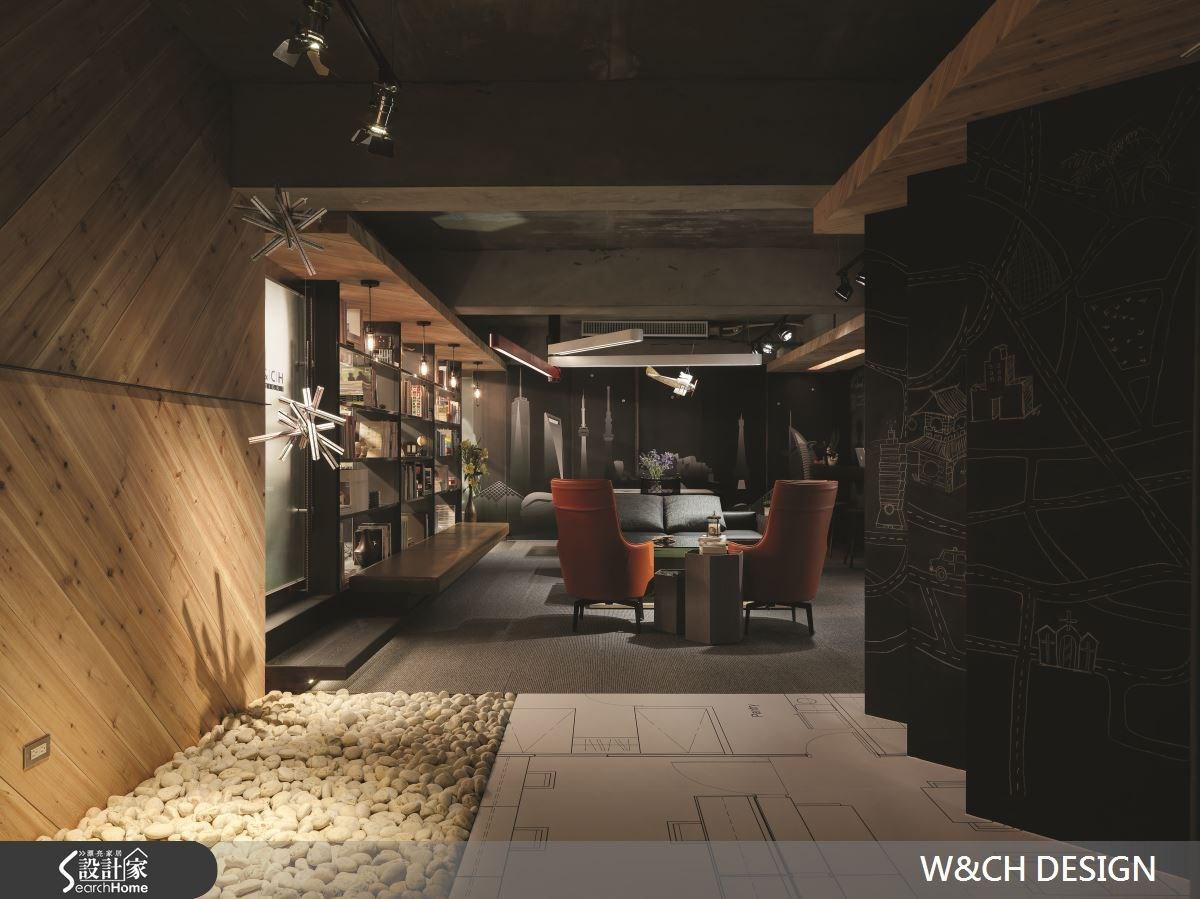 50坪中古屋(5~15年)_工業風商業空間案例圖片_W&CH 大器國際室內裝修設計_W&CH_07之3