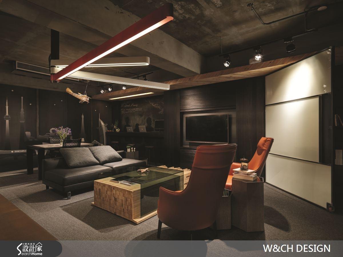 50坪中古屋(5~15年)_工業風商業空間案例圖片_W&CH 大器國際室內裝修設計_W&CH_07之4