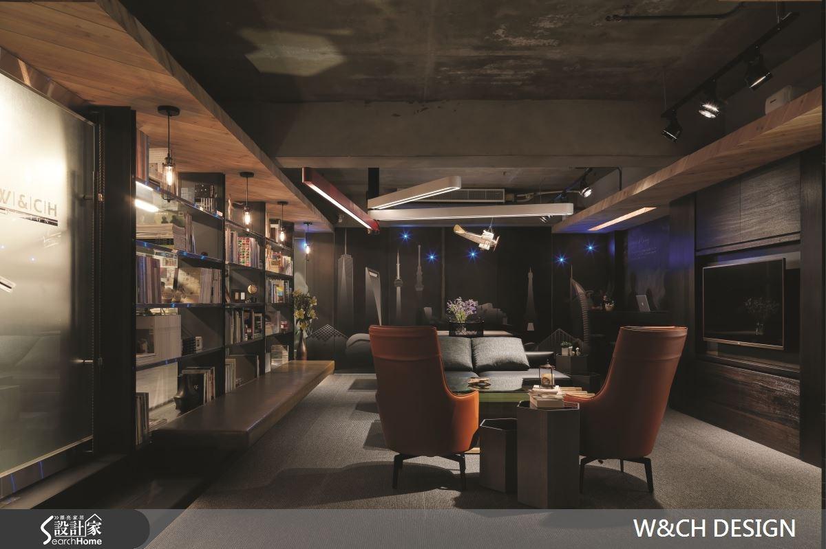 50坪中古屋(5~15年)_工業風商業空間案例圖片_W&CH 大器國際室內裝修設計_W&CH_07之5