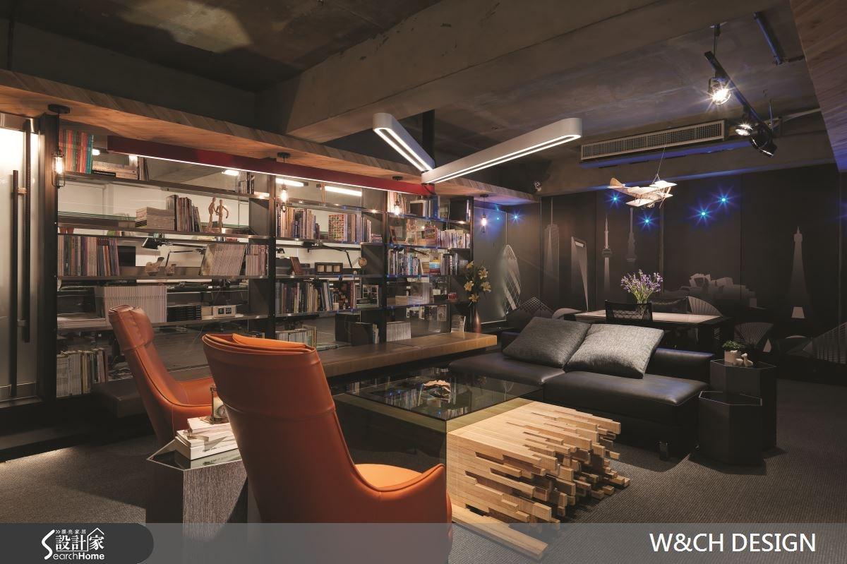 50坪中古屋(5~15年)_工業風商業空間案例圖片_W&CH 大器國際室內裝修設計_W&CH_07之6