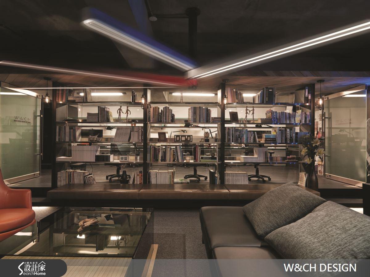 50坪中古屋(5~15年)_工業風商業空間案例圖片_W&CH 大器國際室內裝修設計_W&CH_07之7