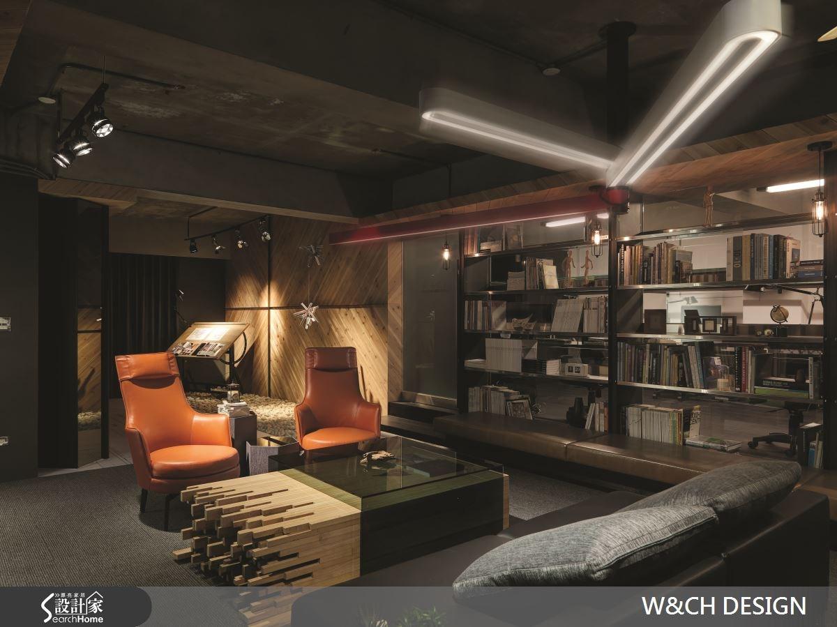 50坪中古屋(5~15年)_工業風商業空間案例圖片_W&CH 大器國際室內裝修設計_W&CH_07之9