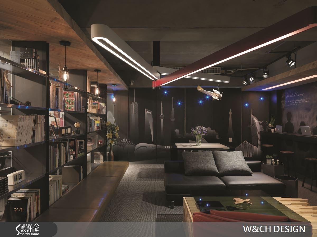 50坪中古屋(5~15年)_工業風商業空間案例圖片_W&CH 大器國際室內裝修設計_W&CH_07之10