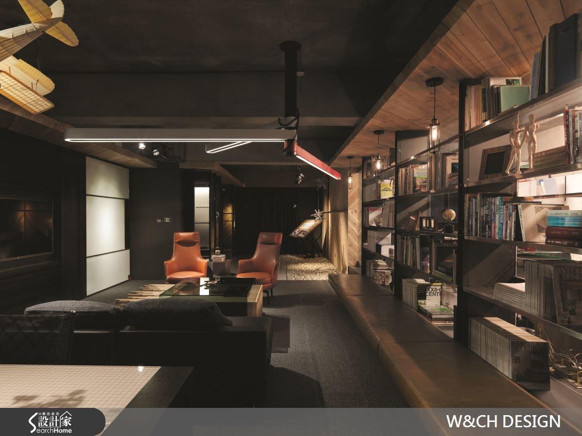 50坪中古屋(5~15年)_工業風商業空間案例圖片_W&CH 大器國際室內裝修設計_W&CH_07之11