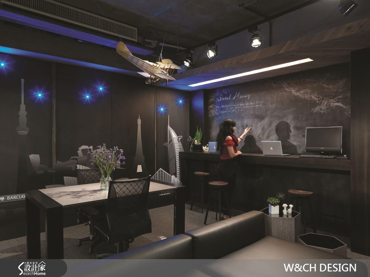 50坪中古屋(5~15年)_工業風商業空間案例圖片_W&CH 大器國際室內裝修設計_W&CH_07之13