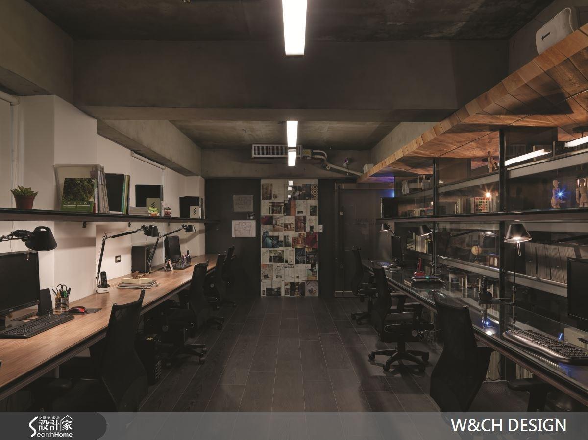 50坪中古屋(5~15年)_工業風商業空間案例圖片_W&CH 大器國際室內裝修設計_W&CH_07之14