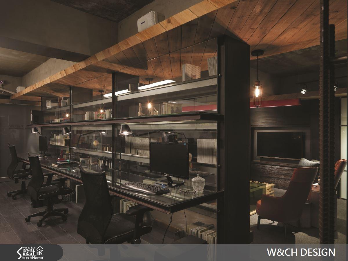 50坪中古屋(5~15年)_工業風商業空間案例圖片_W&CH 大器國際室內裝修設計_W&CH_07之15