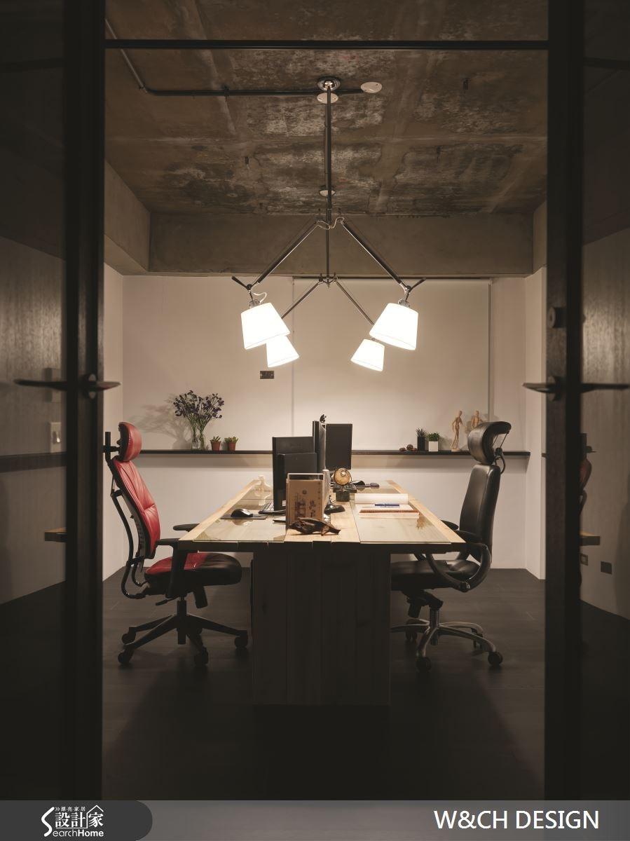 50坪中古屋(5~15年)_工業風商業空間案例圖片_W&CH 大器國際室內裝修設計_W&CH_07之16