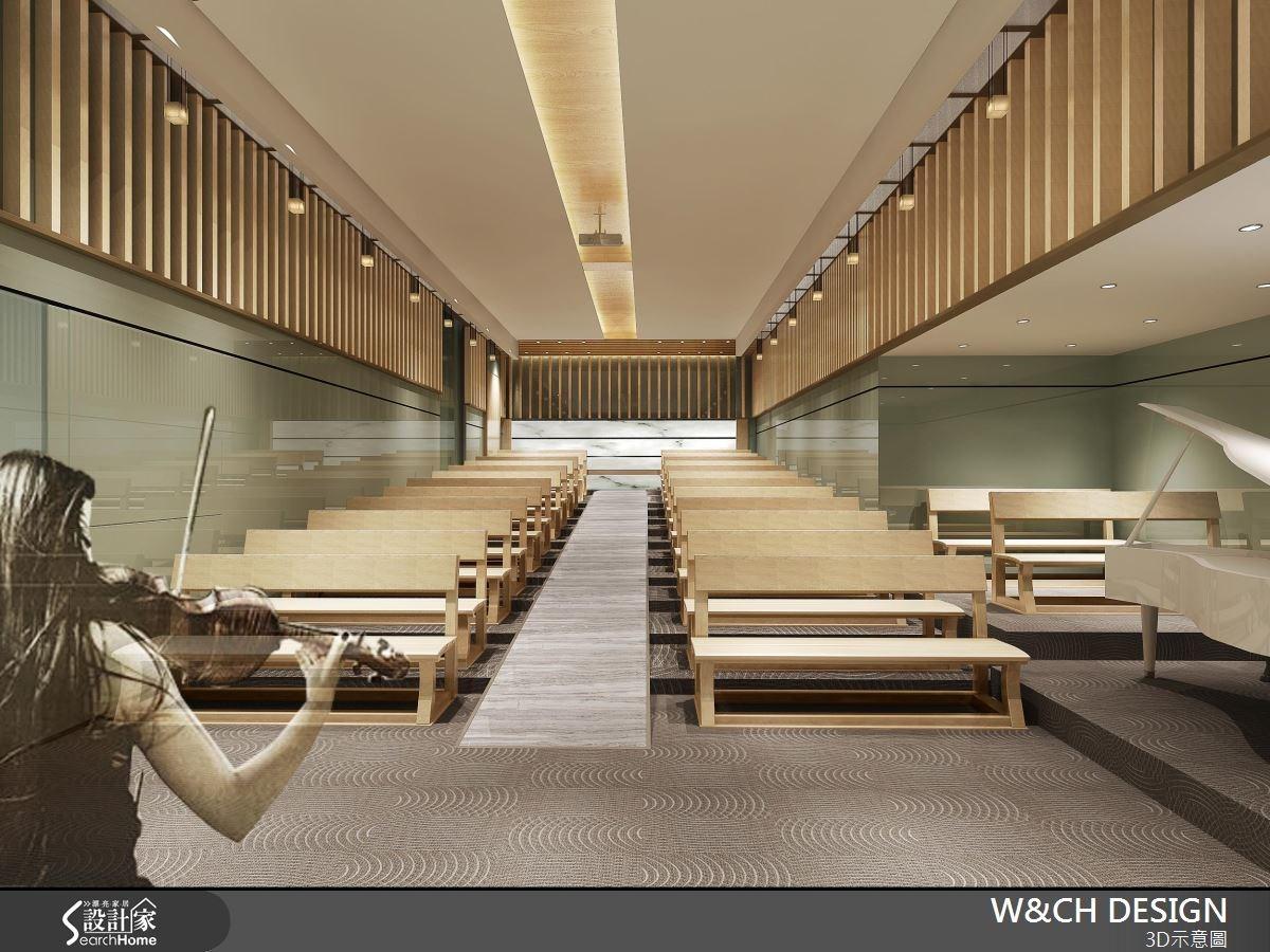 59坪中古屋(5~15年)_案例圖片_W&CH 大器國際室內裝修設計_W&CH_11之10