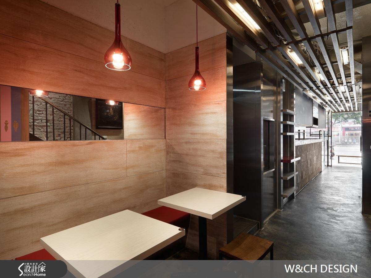 老屋(16~30年)_休閒風商業空間案例圖片_W&CH 大器國際室內裝修設計_W&CH_12之3