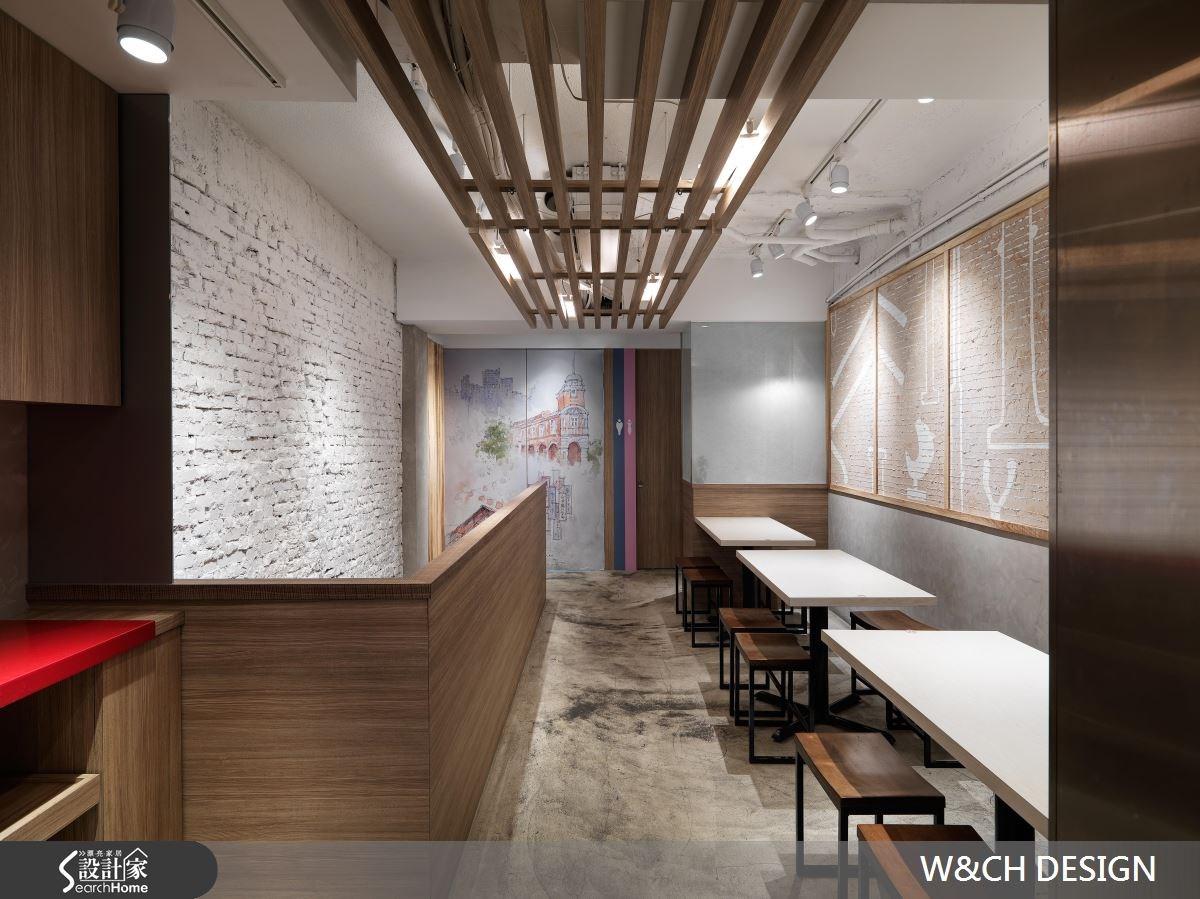 老屋(16~30年)_休閒風商業空間案例圖片_W&CH 大器國際室內裝修設計_W&CH_12之4