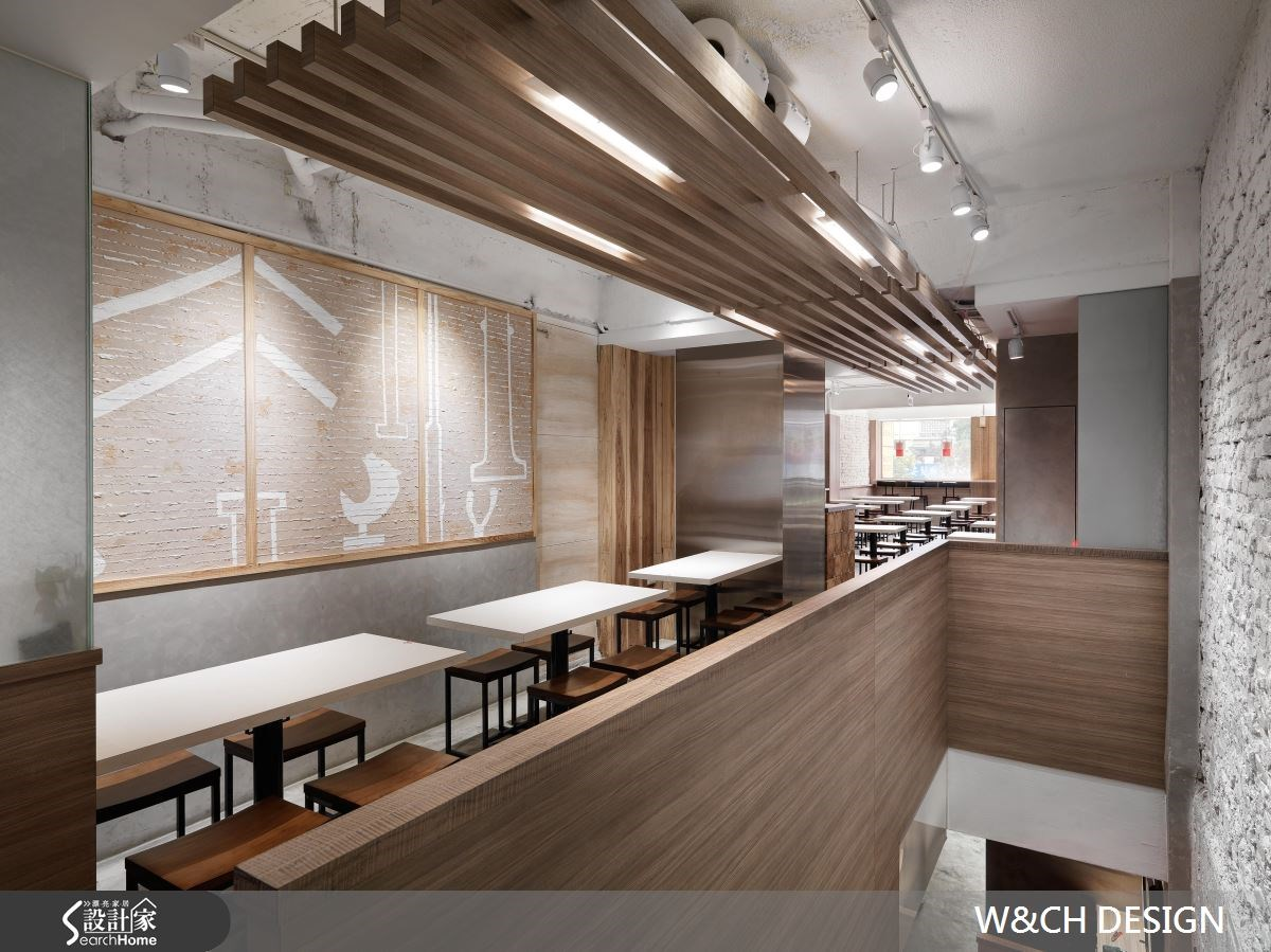 老屋(16~30年)_休閒風商業空間案例圖片_W&CH 大器國際室內裝修設計_W&CH_12之5