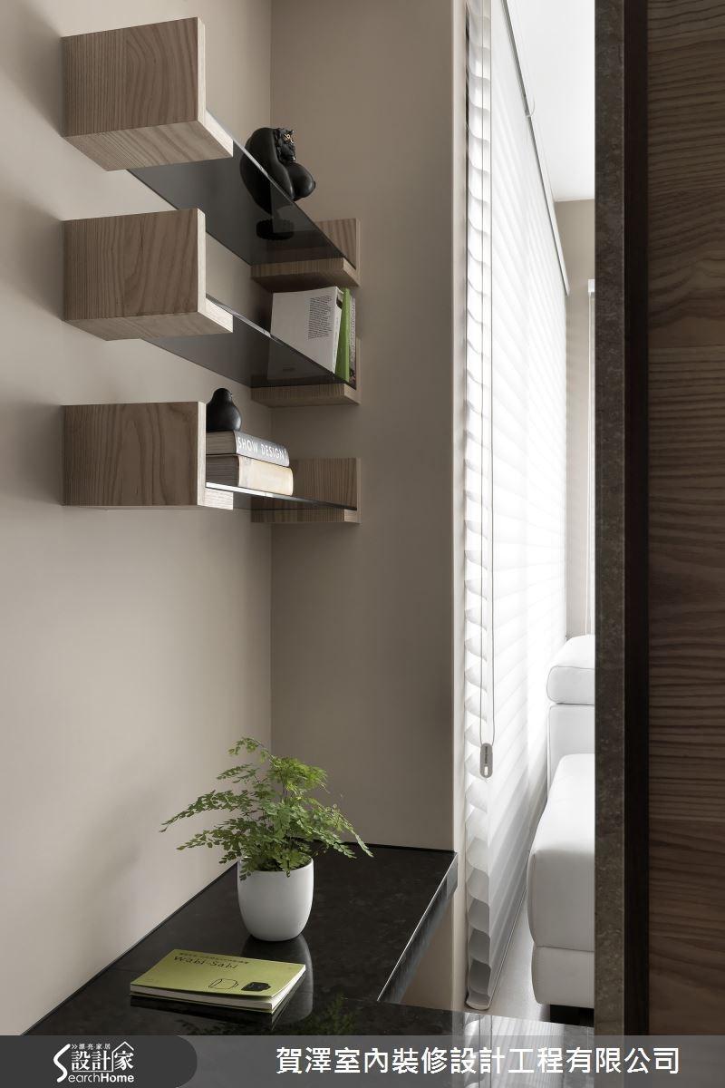 45坪新成屋(5年以下)_現代風案例圖片_賀澤室內設計_賀澤_01之4