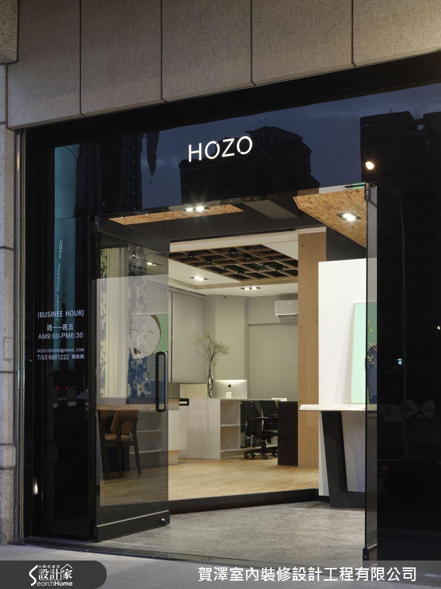28坪中古屋(5~15年)_工業風商業空間案例圖片_賀澤室內設計_賀澤_02之2